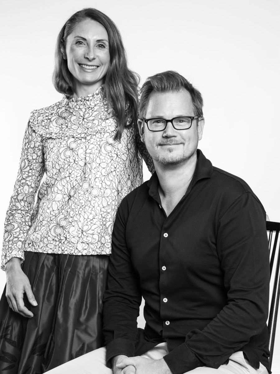 Monique and Staffan Tollgard