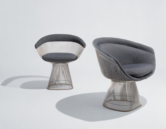 platner lounge chair, interior design