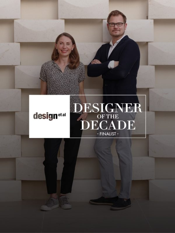 Photo of Monique and Staffan Tollgard for design et al