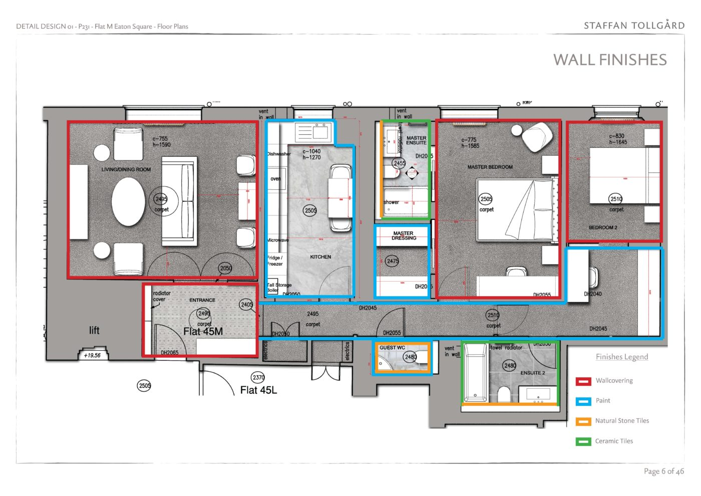 interior designer, inchbald