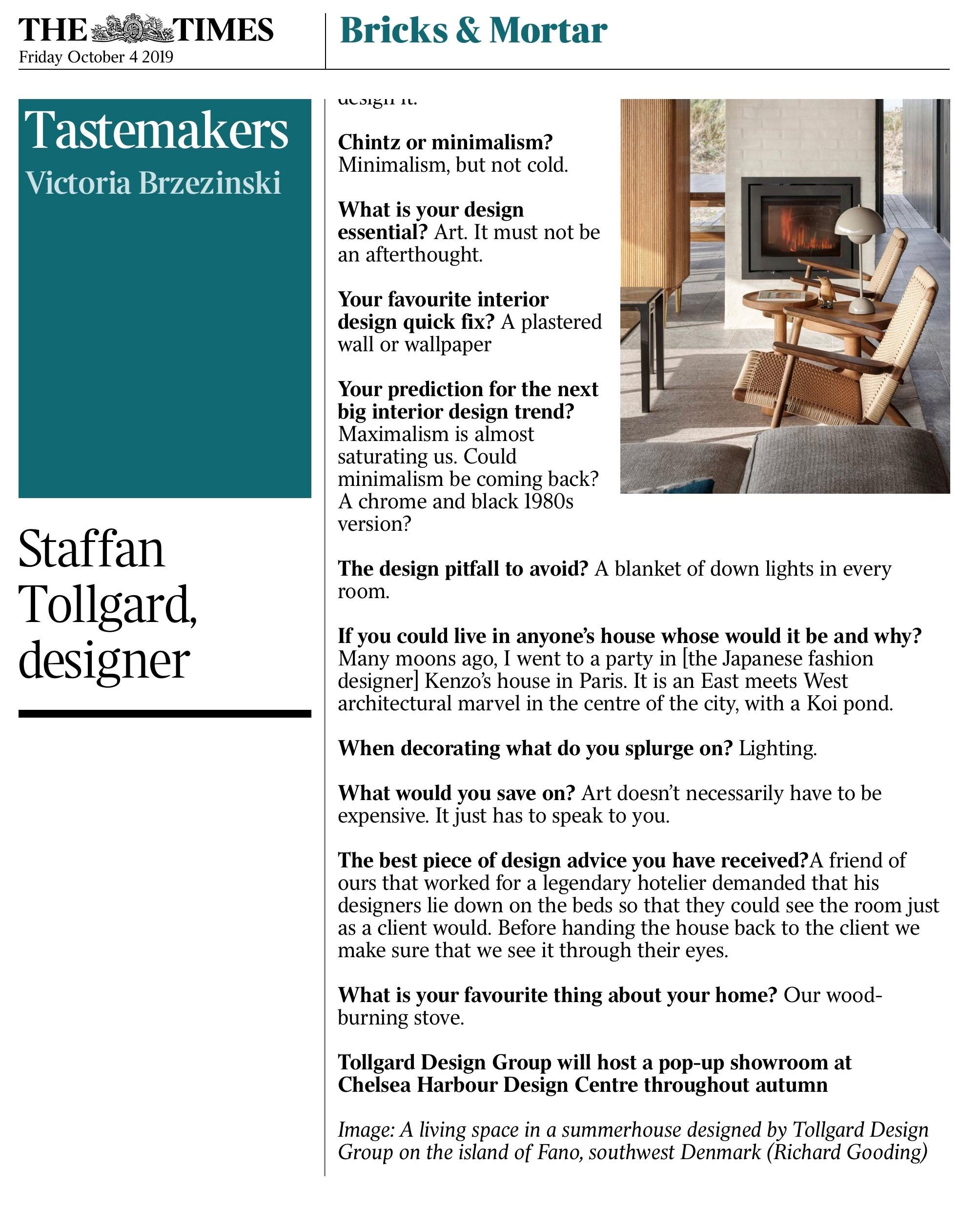 Tastemakers Staffan Tollgard3