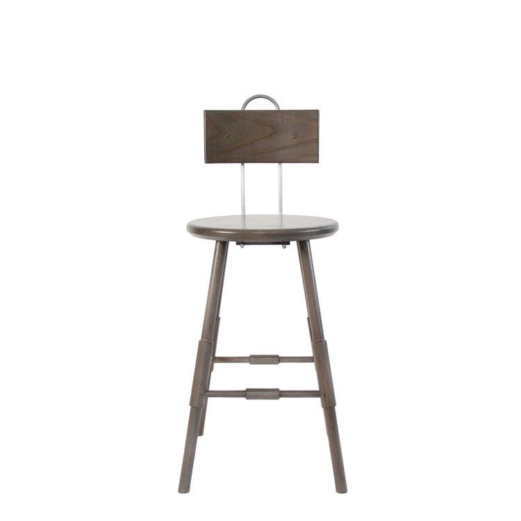 interior design chelsea, O+G atlantic counter stool