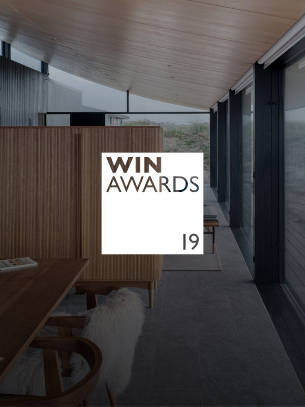 Detail of Danish villa's dining room designed by Tollgard for WIN Awards 19