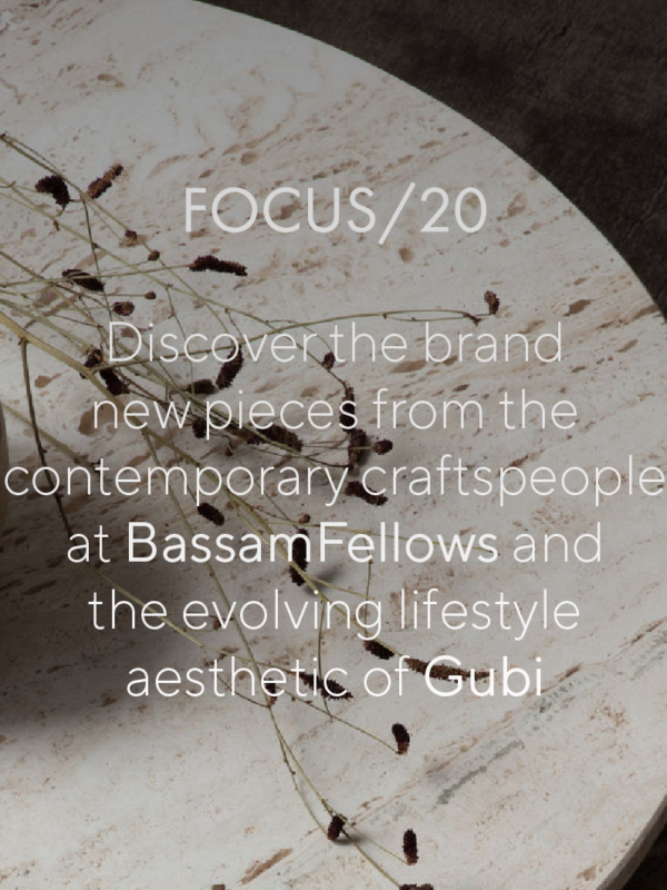 Bassam Fellows add at Focus 20 fair