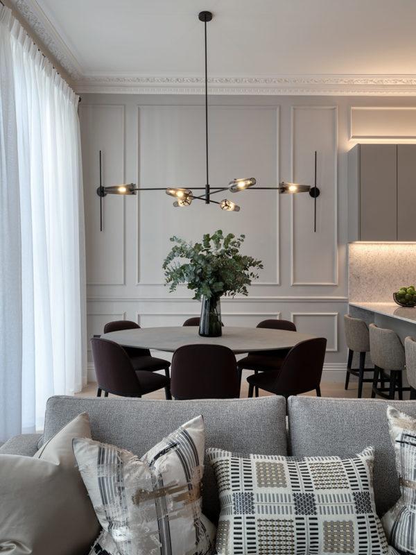 Interior Design London - South Kensington Gem