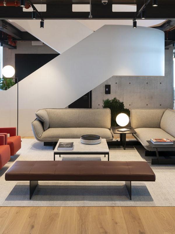 Interior Design London - Dojo Offices